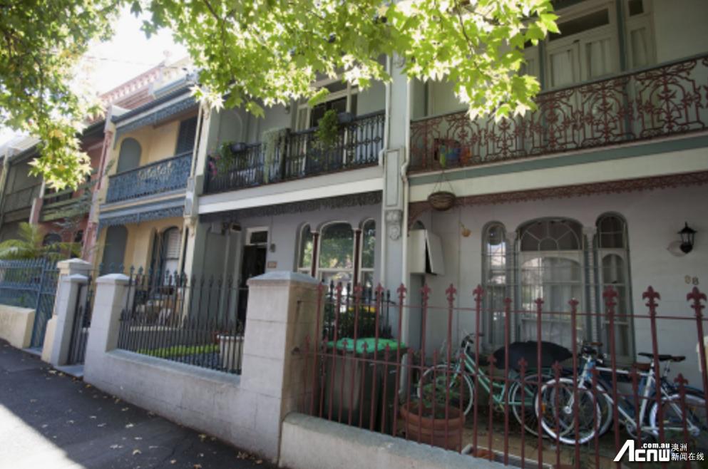 悉尼引领高密度生活